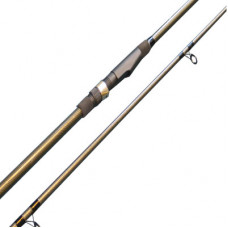 12FT, 2PC, CARBON COLOUR 2.75TC CARP ROD CPH-1202K Fibre Glass, extra £10.00 of price when collected from store