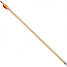 WOODEN BOW ARROWS 27 inch SOLD LOOSE SUITABLE FOR ARCHERY BOWS