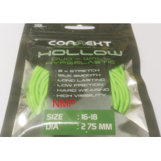 3M Connekt Hollow Duo Wall Pole Fishing Elastic 3 Metres For Top Kits, Green Size 16-18 Dia 2.75mm