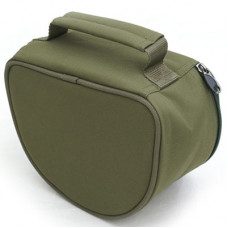 DELUXE FOAM PADDED REEL CASE WITH CARRY HANDLE (108)