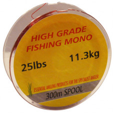 25LB RED AE FISHING LINE - 300M SPOOL