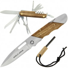 Classic Knife Set Lock Knive Multi Tool and Fire Starter Anglo Arms (K-SET-CLASSIC-1)