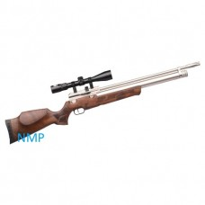 KRAL Puncher MAXI MARINE PCP Pre Charged Air Rifle .177 calibre 14 shot WALNUT STOCK
