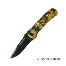 6 inch Mini Lock Knive with Camo Effect Handle (973)