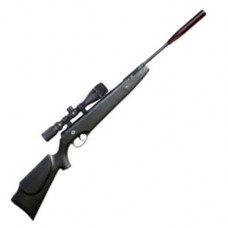 Norica Dragon Carbine Break Barrel Springer Air Rifle with Hogan AG Silencer in .177 calibre air gun pellet