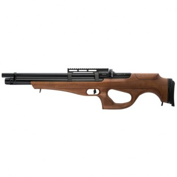 Webley Mastiff PCP Powered Semi Bull pup 14 Shot Air Rifle .177 Calibre Fitted with Quantum Silencer