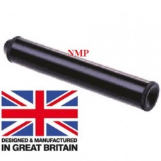 1/2 inch UNF airgun silencer BBMF 8.5 inch long Made in UK (AGM MOD BBMF)