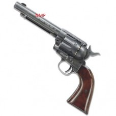 Colt SAA .45 Peacemaker Single Action Army .177 12g co2 air pistol 6 shot 4.5mm steel BB Antique Umarex