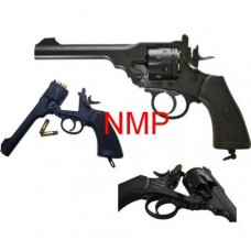 Webley MKVI Service Revolver 12g co2 Air Pistol .177 calibre 4.5mm steel BB .455